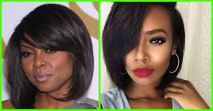 ladies bob hair style front and back 60 bob haircuts for black women