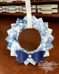 origami modular braided wreath the paper pixie