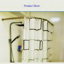 curved shower curtains rods online shopping the world largest