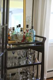 Repurpose Changing Table by A Diy Beverage Cart Shine Your Light