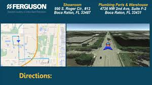 Boca Raton Map Ferguson Boca Raton Directions Youtube