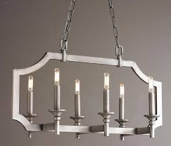 Chandelier Shapes Gorgeous Rectangle Chandelier For Your Room Camer Design