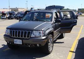 2003 jeep grand overland clarion canada 2003 jeep grand overland