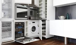 washing machine in kitchen design indoor plant inspiration to transform your space