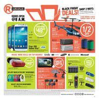 radioshack black friday 2017