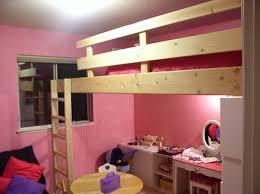 Wall Bunk Bed Diy Wall Mounted Loft Bed No Diy Expert But I M Not Bad