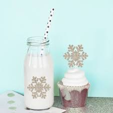 Winter Party Decorations - silver snowflake winter party ideas party ideas party printables
