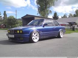 bmw e30 stanced my