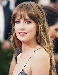 actress short on top long on bottom hairstyle best 25 bangs for long hair ideas on pinterest side bangs with
