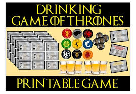 17 ideas for your game of thrones premiere party brit co