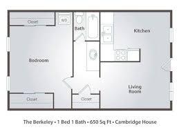 1 bedroom house floor plans 1 bedroom apartments in davis ca cambridge house