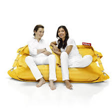 Pouf Style Fatboy Contemporary Bean Bag Fabric Commercial Outdoor Buggle Up