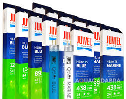 28 Light Blue And White Juwel High Lite T5 Combo Deal Blue And White Marine Bulb Light