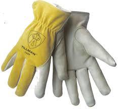 Split Cowhide Tillman 1428 Top Grain Split Cowhide Kevlar Sewn Drivers Glove 1428