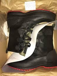 s sorel caribou boots size 9 concepts cncpts x sorel kitchener caribou camo cncpts collab sz 9