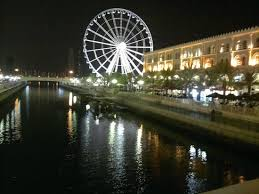 r arer canap al qasba canal sharja viewed from fish corner r picture of fish