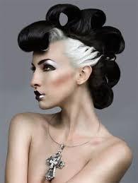 history of avant garde hairstyles stunning hair colours amazing hair designs avant garde hugely