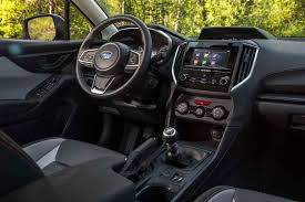 subaru xv interior 2017 2018 subaru crosstrek first drive still brilliant but for one