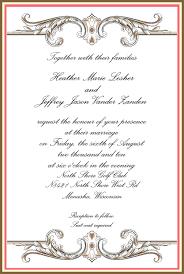 Invitation Card Format For Seminar 28 Template For An Invitation Invitation Letter Template Word