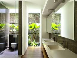 Kap House Ong Ong Singapore Modern Minimalist Home Interior Design - Nature interior design ideas