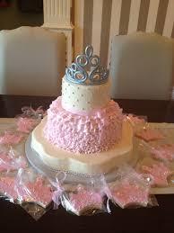 Princess Tiara Baby Shower Princess Princess Baby Showers And