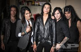 black veil black veil brides wrap up work on their as yet untitled new lp
