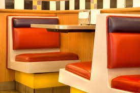 Custom Restaurant Booths Upholstered Booths Booth Kitchen Pic Booth For Restaurant