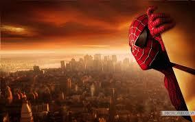 spiderman cartoon wallpapers wallpapersafari