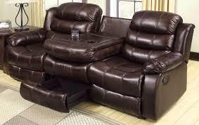 Theater Reclining Sofa Buy Furniture Of America Cm6551 S Btd Berkshire Sofa With 2