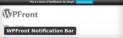 Sticky Top Bar How To Create Sticky Navigation For Wordpress Plugins Jquery