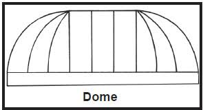 Awning Frames Guide To The Different Types Of Awnings