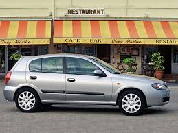 nissan almera n16 body kit nissan almera ii hatchback n16 2 2 dci 136 hp