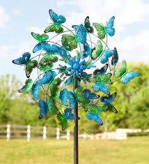 metal yard metal garden sculptures wind weather