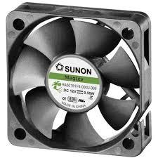 ventilateur axial sunon ha50151v4 0000 999 12 v dc 13 08 m h l