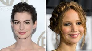 hairstyles for foreheads that stick out on a woman new year s eve hairstyle ideas from celebrity stylist ted gibson