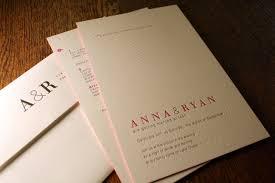 custom designed wedding invitations waving custom designed wedding invites spiffy press santa barbara