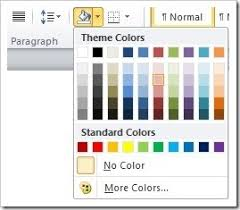 how to select more highlight colors in word u2013 the productivity hub
