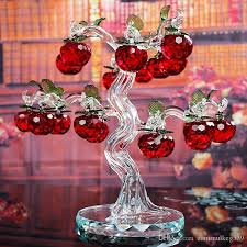 2018 beautiful apple tree lucky home decoration