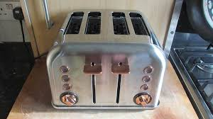 Morphy Richards 2 Slice Toaster Morphy Richards Rose Gold Four Slice Toaster Review Trusted Reviews