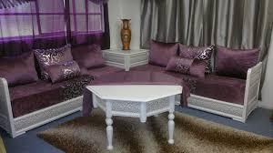 photo canapé marocain salon marocain clermont ferrand 2017 et meuble marocain salon table