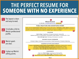 Flight Attendant Resume No Experience Working Resume No Experience Eliolera Com