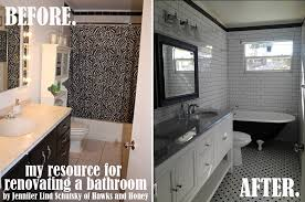 bathroom remodeling ideas before and after fabulous before and after bathroom remodel jessup master