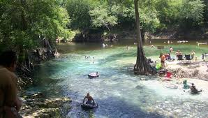 Map Of Springs In Florida 18 Stunning Florida Springs The Weather Channel
