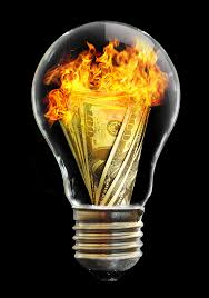 Burning Light Money Burning Incinerator Proposed Energy Justice Network