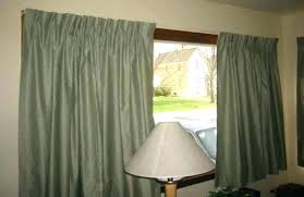 Curtains For Traverse Rod Look At This Traverse Rod Curtain Panels Target Shower Curtain Rod