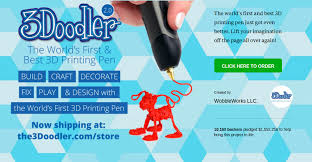 3doodler 2 0 the world crowdfunding focus 3doodler the pen that draws in the air