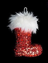 Christmas Tree Decorated With Stockings by Cheap Glitter Stocking Find Glitter Stocking Deals On Line At