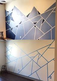 The  Best Painters Tape Design Ideas On Pinterest Wall Paint - Designer wall paint