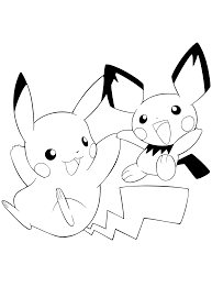 coloring pages draw easy pokemon arterey info