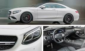 mercedes s63 amg coupe 2015 2015 mercedes s63 amg coupe drive review car and driver